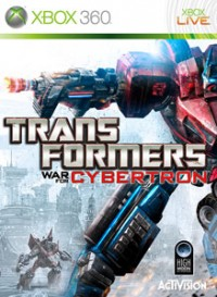 X-Box Version of Transformers War For Cybertron Game Demo Available for Download
