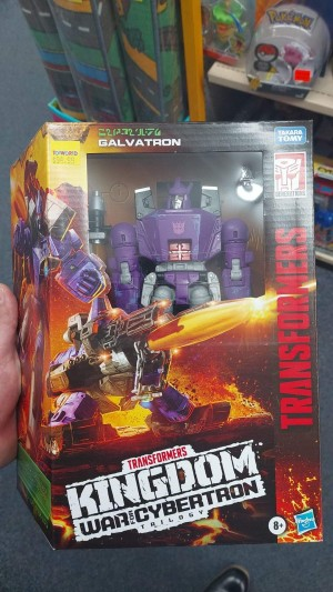 War for Cybertron: Kingdom Leader Class Wave 3 Out In Australia