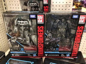 Transformers Studio Series Jazz and Lockdown Appearing at US Retail