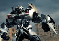 Transformers News: Dark Of The Moon Gamestop Exclusive Preorder - Multiplayer Sideswipe