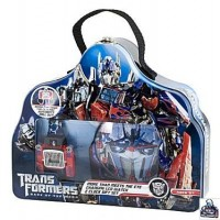 Transformers News: Optimus Prime and Bumblebee Wristwatch and Clock Gift Sets Available at JCPenney.com