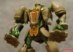 Transformers News: In-Hand Images: Transformers Generations 30th Anniversary Voyager Rhinox