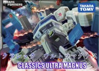 Transformers News: Classics Ultra Magnus Asia Exclusive Promo Images and Official Release Date