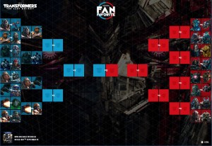 Transformers: The Last Knight Character Tournament On Facebook Live