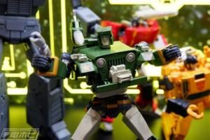Takara Transformers Masterpiece G1 Hound Revealed at Wonderfest 2018 #ワンフェス  #wf2018s