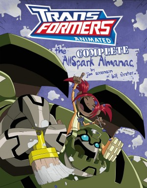 Transformers News: Transformers Animated - The Complete Allspark Almanac Pre-Orders