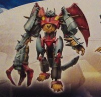 """Transformers News: Packaging Error Reveals Transformers Prime """"Beast Hunters"""" Deluxe Wave 2 Ripclaw"""