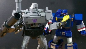 Video Review and In-Hand Images of Takara Tomy Transformers Masterpiece MP-36 Megatron