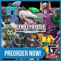 TFSource News - MP-50 Tigatron, BB DLX Prime, Kuro Kara Kuri Prime, Matrix Buster Big Convoy & More!
