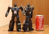 New Images of i-Gear's PP01B (Black Mini Masterpiece Optimus Prime)