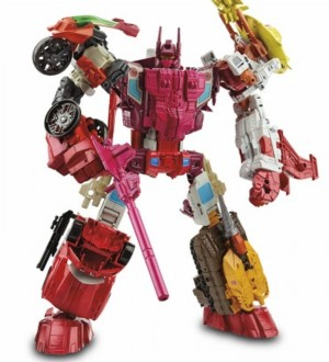 Transformers News: Transformers Combiner Wars Computron Now Available Online