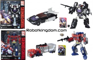 Transformers News: RobotKingdom.com Newsletter #1417