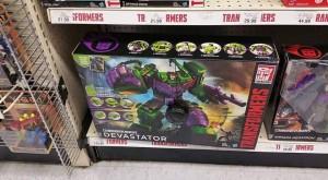 Combiner Wars Devastator Found At US Retail, Price Confirmed @ $149.99