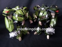 "Transformers News: Transformers Prime ""First Edition"" Hasbro vs. Takara Comparison Images"