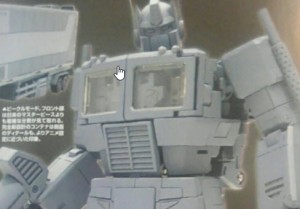 Transformers News: Better Look at Takara Transformers New Cartoon Accurate Masterpiece Optimus Prime 3.0
