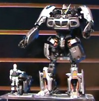 Transformers News: Toy Fair 2010:  Transformers Human Alliance Jazz w / Captain Lennox UPDATE
