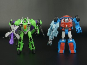 New Galleries: Generations Legends Gears with Eclipse and Acid Storm with Venin