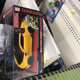 Transformers News: First Worldwide Sighting of Jada Transformers Studio Series Die Cast Cars