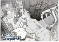 Transformers News: Transformers Prime's Vince Toyama Shares Background Designs