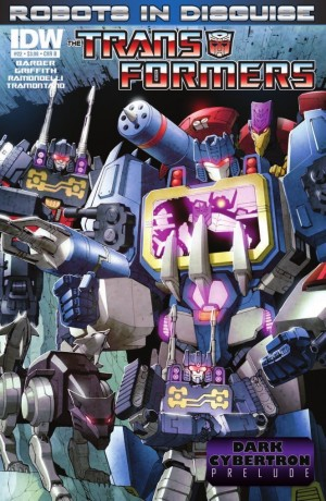 Transformers News: IDW Transformers: Robots in Disguise #22 Review