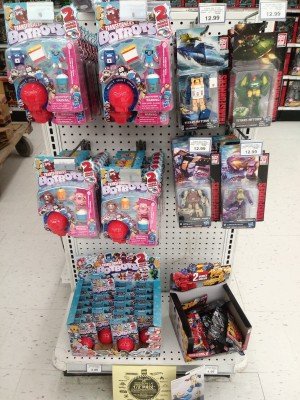 Transformers News: Transformers Botbots Multipacks Found at Toysrus Canada