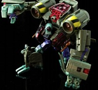 Transformers News: New Look at Hasbro's Reveal the Shield Voyager Lugnut