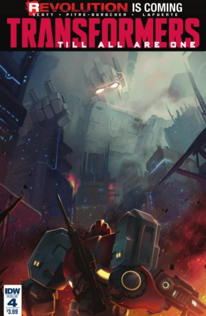 IDW Transformers: Till All Are One #4 Full Preview