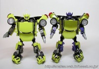Transformers News: Alternity Goldbug In-Hand Images