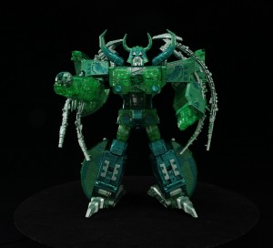 New Turn Around Images of Transformers Encore Unicron (Micron Combine Type Color) and more.