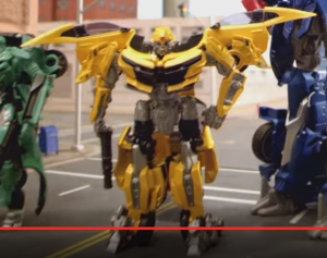 Transformers News: First Look Finished Product of New Deluxe Bumblebee Coming out in Transformers: The Last Knight