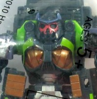 New auction for Transformers Banzai-Tron