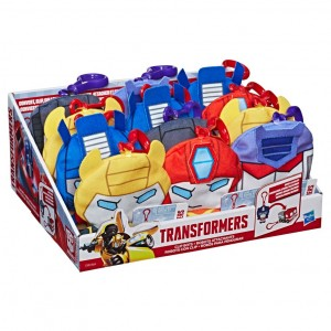 New Transformers Products Revealed Transforming Plush Clip Bots