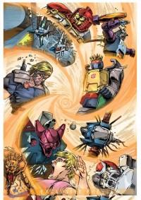 Simon Furman Talks Transformers Regeneration One, New 80.5 Preview Art