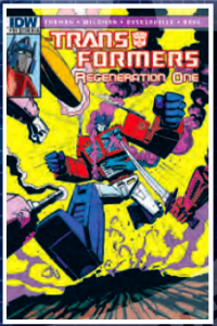 Transformers News: Transformers REGENERATION Issue #81 REviewed: Continued Classic or KO Clunker?