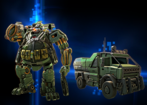 Transformers News: Add TLK Hound to your Ultimate Squad in Transformers: Forged to Fight!