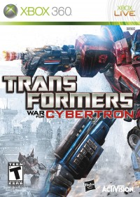 """War for Cybertron box art revealed for consoles and updated """"Fact Sheets"""""""
