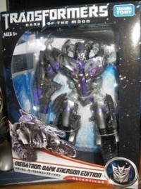 Transformers News: Takara Tomy Transformers DOTM Megatron: Dark Energon Edition