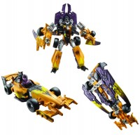 Transformers News: First Look: New Dark Of The Moon Human Alliance Toys