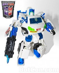 "Transformers News: BotCon 2012 Reveals ""Heroic Decepticon"" Soundwave"