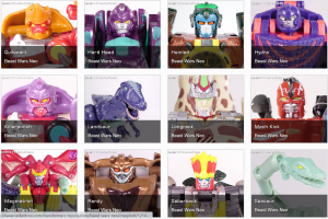Top 5 Best Beast Wars Neo Toys