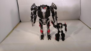 Transformers News: Review for Transformers: The Last Knight Deluxe and Legion Hot Rod