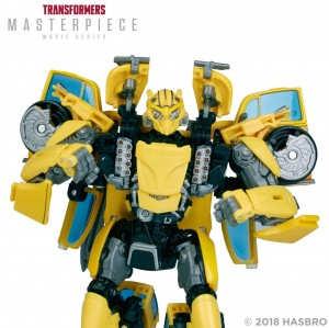 Transformers News: English Video Review of Transformers Movie Masterpiece MPM-7 Volkswagen Bumblebee #JoinTheBuzz