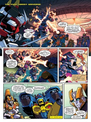 Transformers News: Lost Light #5 iTunes Preview