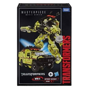New Box and Stock Photos of Transformers Movie Masterpiece MPM-11 Ratchet