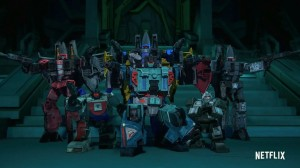 Trailer for Transformers Earthrise Cartoon