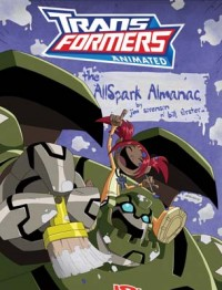 Transformers News: Jim Sorenson Talks Allspark Almanac and Possibly More TF Animated Comics