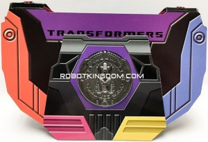 Collector Coin for Takara Transformers Unite Warriors UW-EX Megatronia