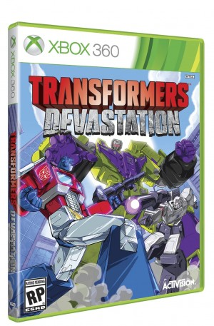 Transformers: Devastation Video Game On Sale At Various Retailers