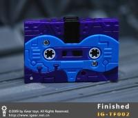 Transformers News: New pics pf iGear TF-002 AutoScout
