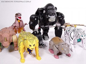 Top 5 Beast Wars Transformers Toys of Show Characters
